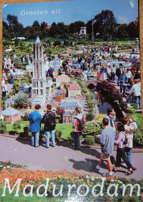 Postcard #5 - Netherlands