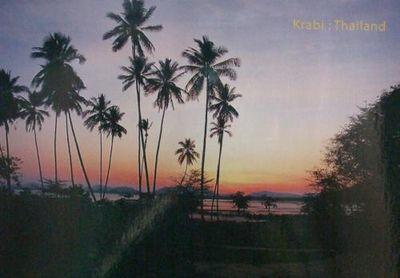 Postcard #28 - Thailand