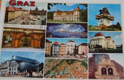 Postcard #32 - Austria