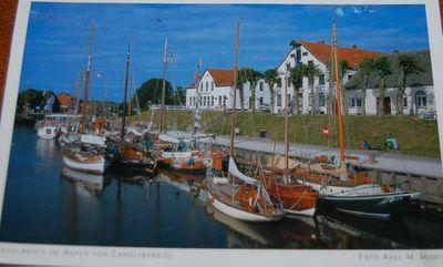 Postcard #45 - Germany