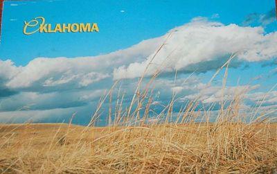Postcard #49 - Oklahoma