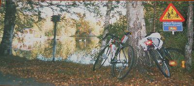 Postcard #50 - Finland