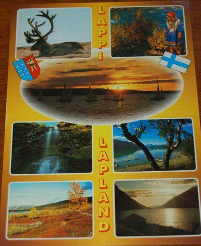 Postcard #16 - Finland