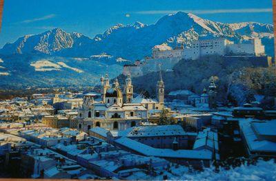 Postcard #31 - Austria