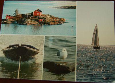 Postcard #61 - Finland