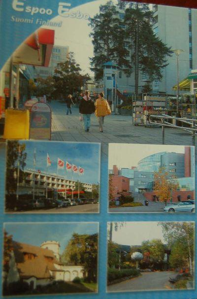 Postcard #62 - Finland
