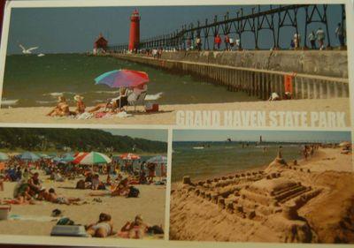 Postcard #69 - Michigan