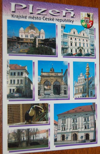 Postcard #52 - Czech Republic