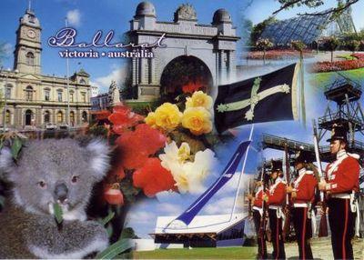 Postcard #63 - Australia