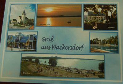 Postcard #68 - Germany