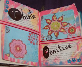 5 Carrie's Book Altered