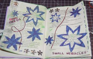 4 Stephanie's Book altered