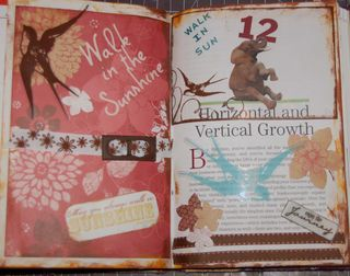 6 Lisa's Book Altered