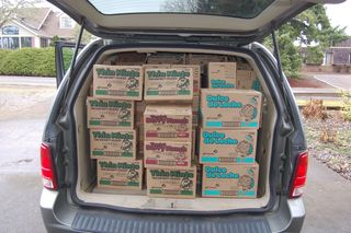 Carload of cookies